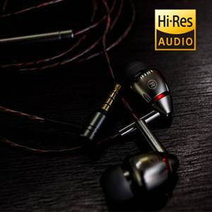 hi res audio for clear sound