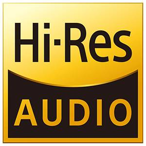Hi-Res Audio for high range beats