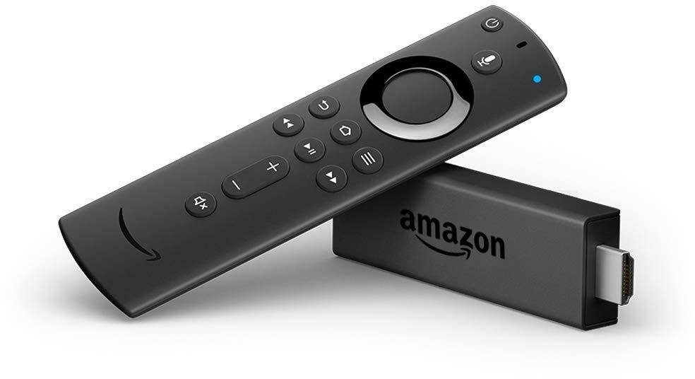 Fire TV Stick Streaming Player with Inbuilt Alexa zoom image