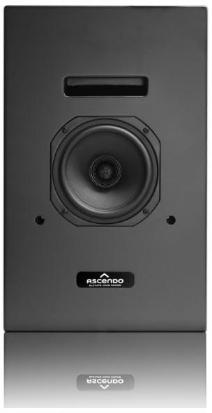 Ascendo CCM5-P Two Way On Wall Cinema Speaker zoom image