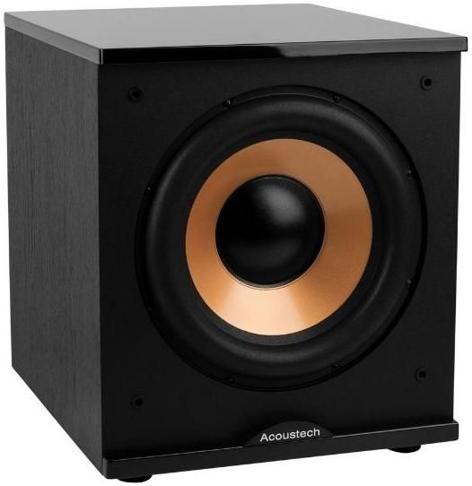 """BIC America Acoustech H-100II 500W 12"""" Front Firing Powered Subwoofer zoom image"""