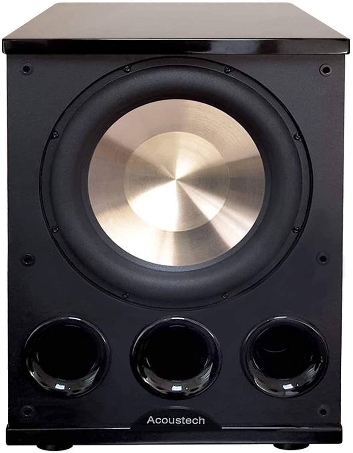 """BIC America Acoustech Elite Series PL-300 12"""" Powered Subwoofer zoom image"""