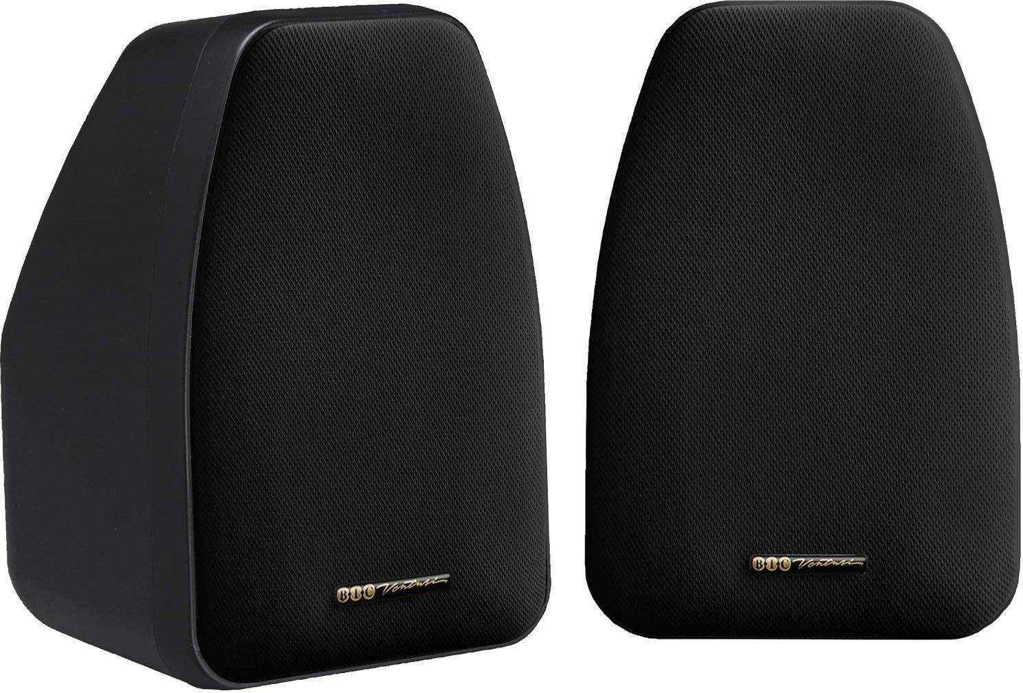 "BIC America Adatto DV52si 125W 2 Way 5 ¼"" Bookshelf Surround Speakers zoom image"