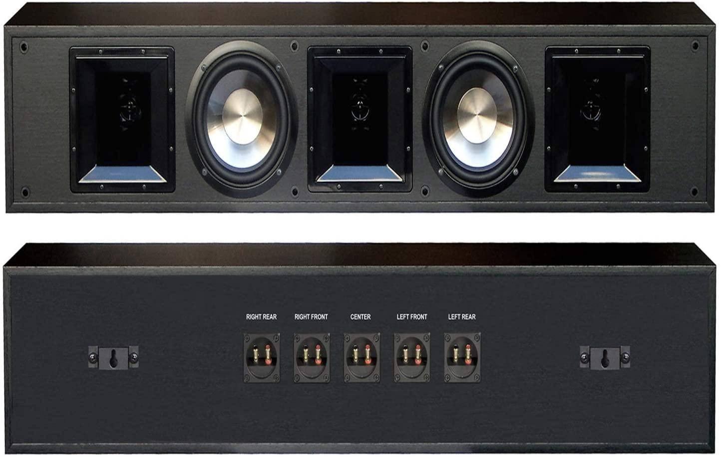 BIC America Formula Series FH56-BAR Discrete Channel Soundbar Speaker System zoom image