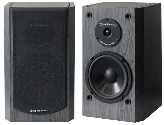 "BIC America Venturi DV62si 175W 2-Way 6 ½"" Bookshelf/Surround Speakers zoom image"