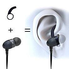 Comfortable fits securely in to the ears