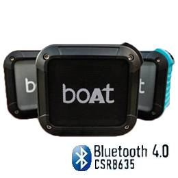 Bluetooth connectivity for portability