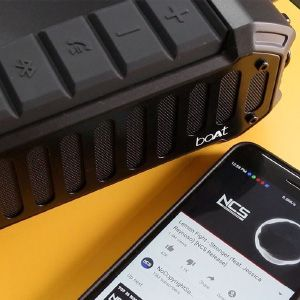 Connect boat stone 700 with Bluetooth v4.2