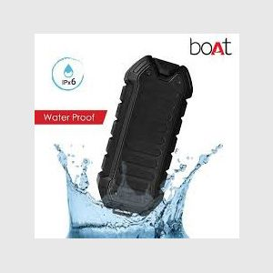 IPX6 rated waterproof protection