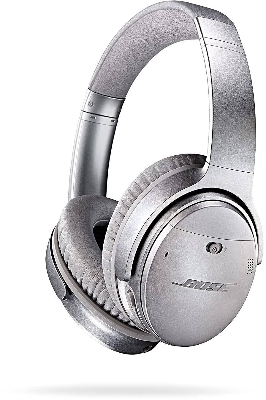 Bose QuietComfort 35 Wireless Bluetooth Noise Cancelling Headphones zoom image