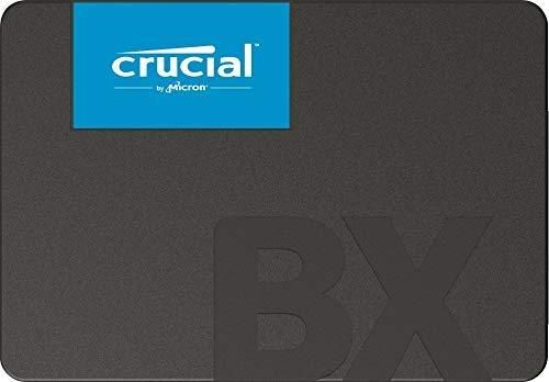 Crucial BX500 240GB 3D NAND SATA SSD zoom image