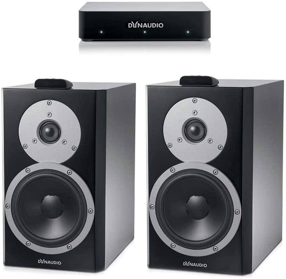 Dynaudio Xeo 4 Active Bookshelf Speakers With Dynaudio Connect zoom image