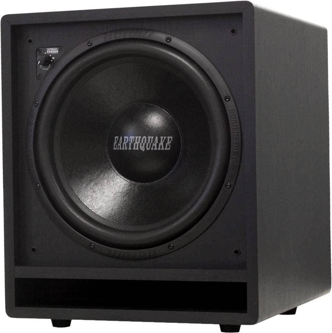 Earthquake Sound FF12 12-inch Front Firing Subwoofer zoom image