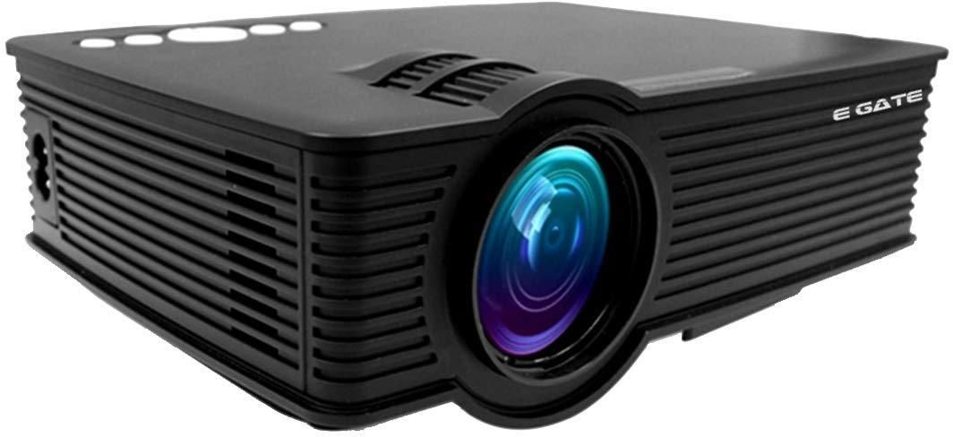 Egate I9 Classic HD 720p Native (1080p Support) | 2100 L (180 ANSI ) With 120 inch (3.04 m) Large Display LED Projector zoom image