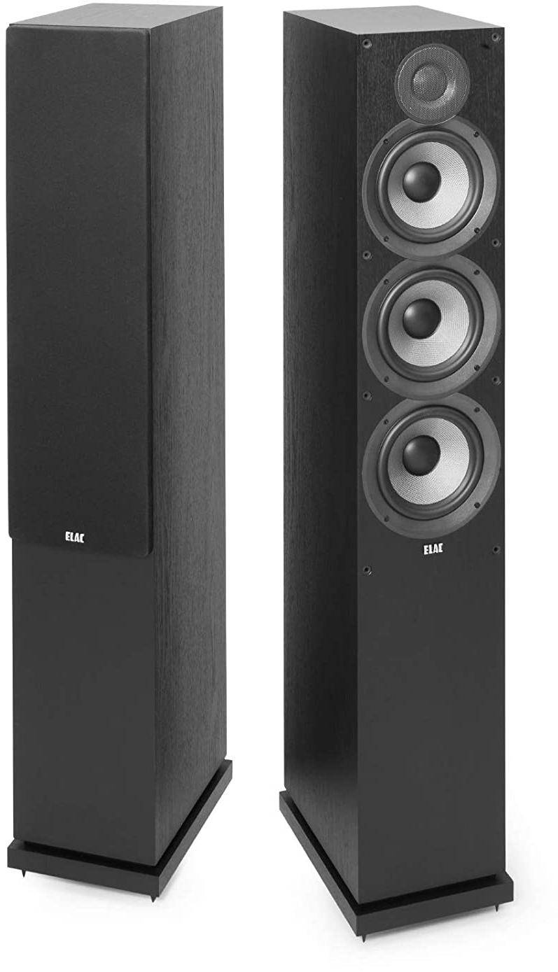 ELAC Debut 2.0 F6.2 Floorstanding Speakers (Pair) zoom image