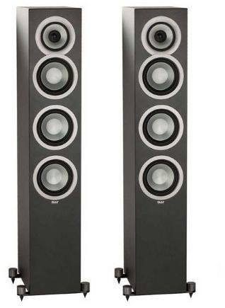 ELAC Uni-Fi FS U5 Slim Floorstanding Speakers Pair zoom image