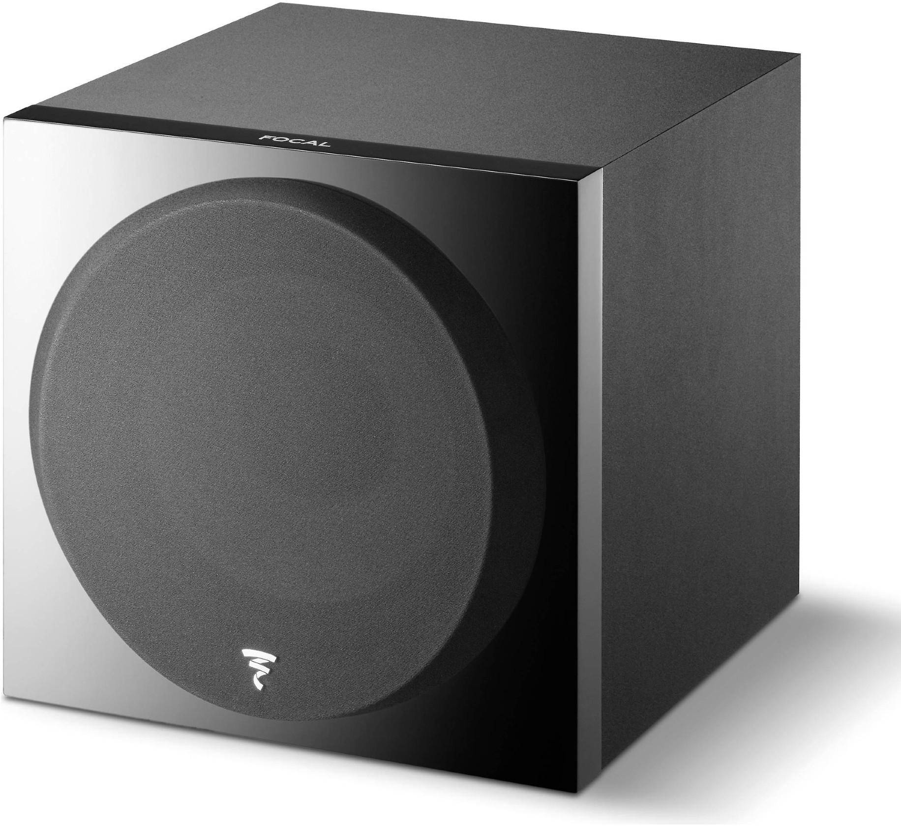 Focal SUB1000F Amplified Sealed Compact Subwoofer  zoom image