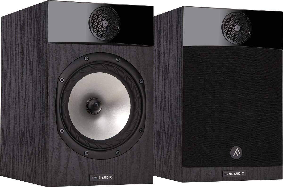 Fyne Audio F301 Compact Bookshelf Speakers (Pair) zoom image