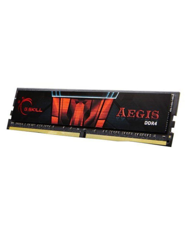 G.Skill Aegis Series 8GB DDR4 2400MHZ (F4-2400C17S-8GIS) zoom image
