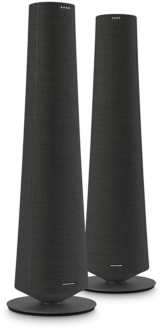 Harman Kardon Citation Tower Smart Premium Floorstanding Speakers (Pair) zoom image
