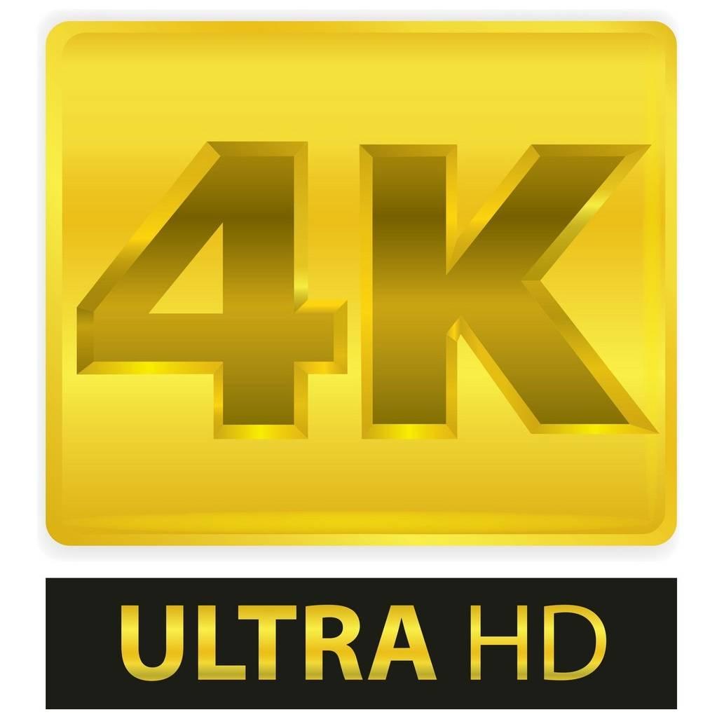 4K HDR10 HDMI input/HDMI Output (ARC)