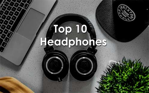 top ten headphones