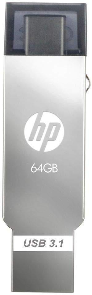 HP X304M 64GB Type C OTG Flash Drive zoom image
