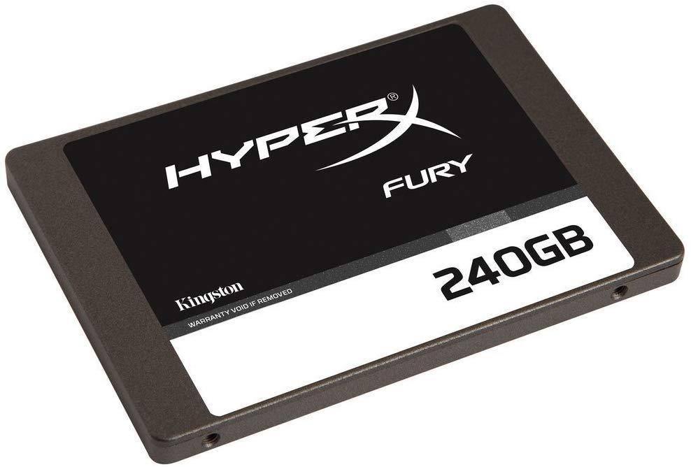 HyperX Fury SATA 3 240GB 2.5 solid State Drive zoom image