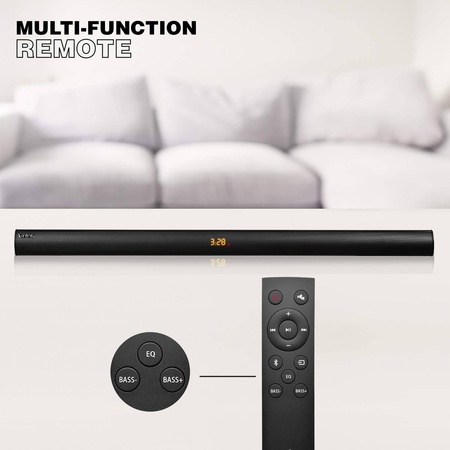 MULTI-FUNCTIONAL REMOTE