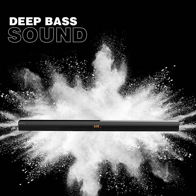 Extra deep bass