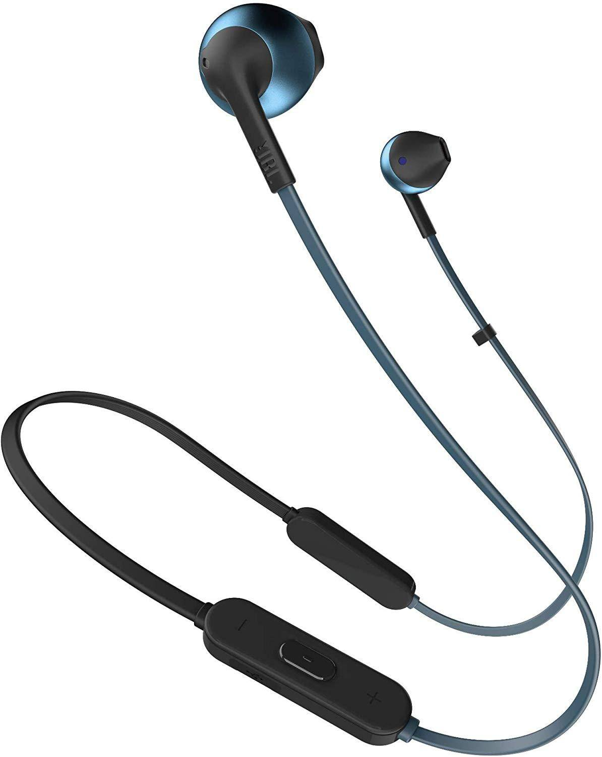 JBL Tune 205BT Pure Bass In-Ear Bluetooth Earphones with Mic zoom image