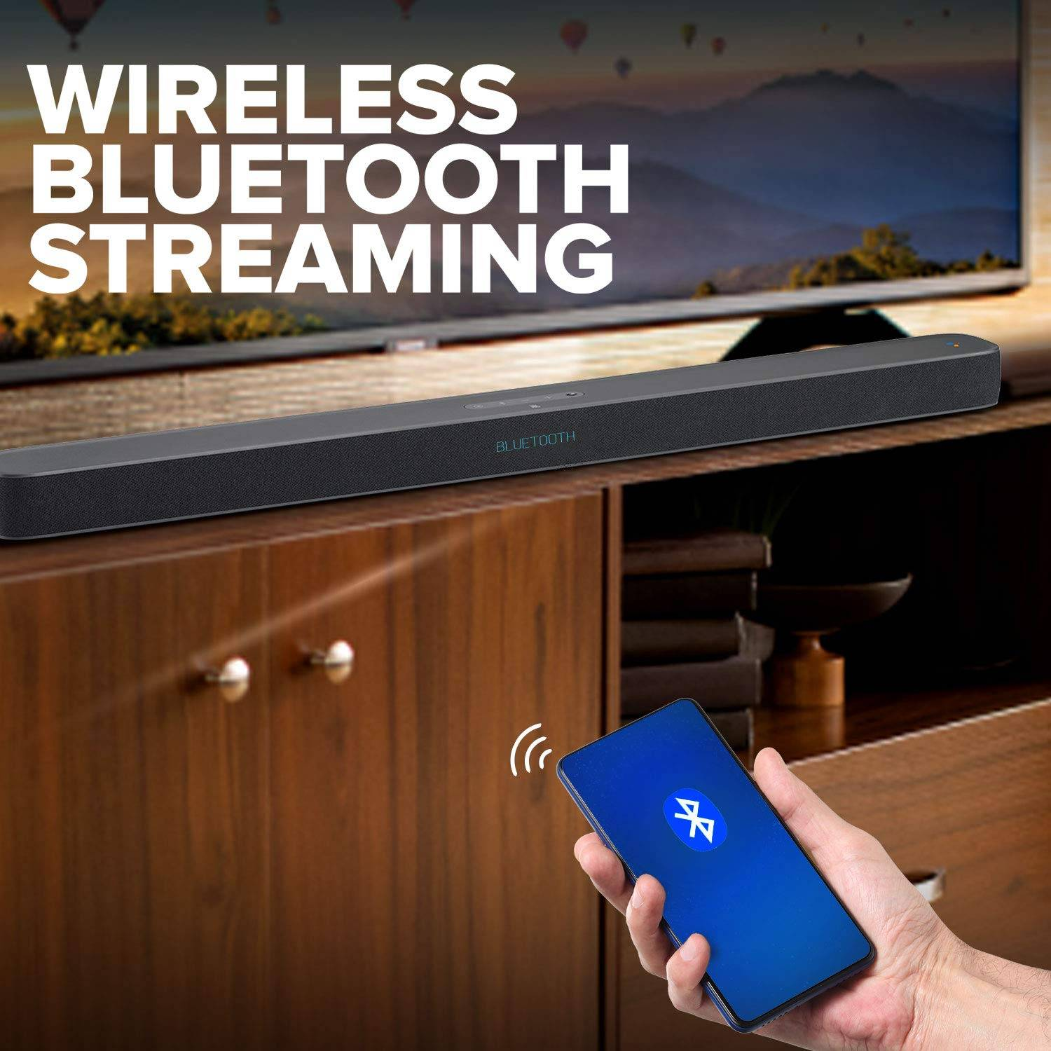 wireless playing speakers