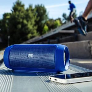 Multiple connectivity with JBL charge 2 plus speaker