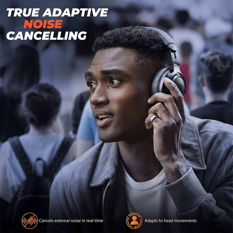 adaptiv noise cancellation