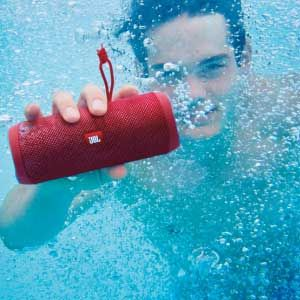 IPX7 waterproof technology