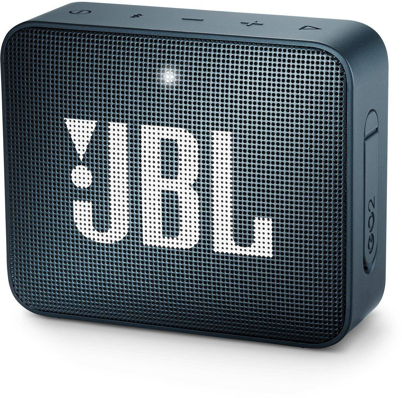 JBL GO 2 Portable Bluetooth Waterproof Speaker With Mic zoom image