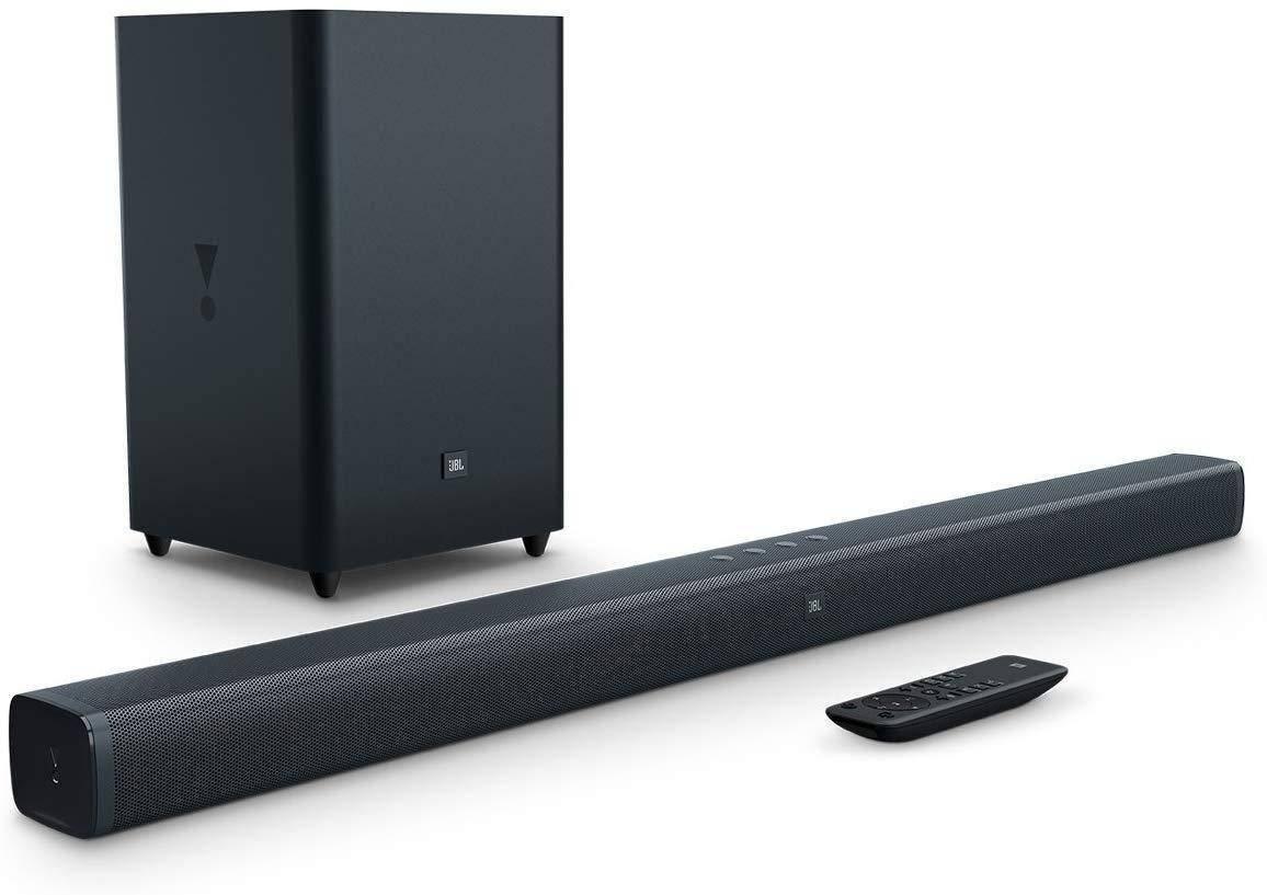 JBL Soundbar 2.1 Channel With Wireless Subwoofer zoom image