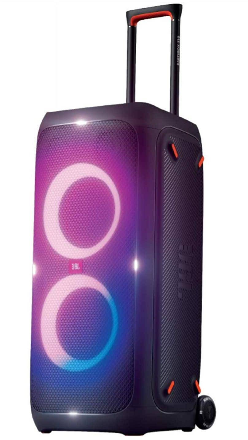 JBL Partybox 310 Portable Party Speaker With Rechargeable Bluetooth RGB LED zoom image