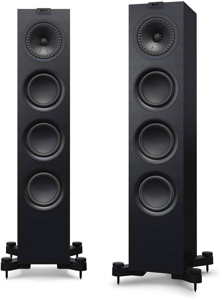 KEF Q550 Floorstanding Speakers (Pair) zoom image