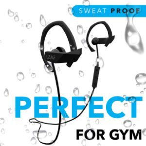 Sweat and Weather Resistant