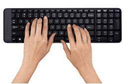 Comfortable Typing without making any noise