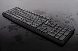 Spill-Resistant Keyboard