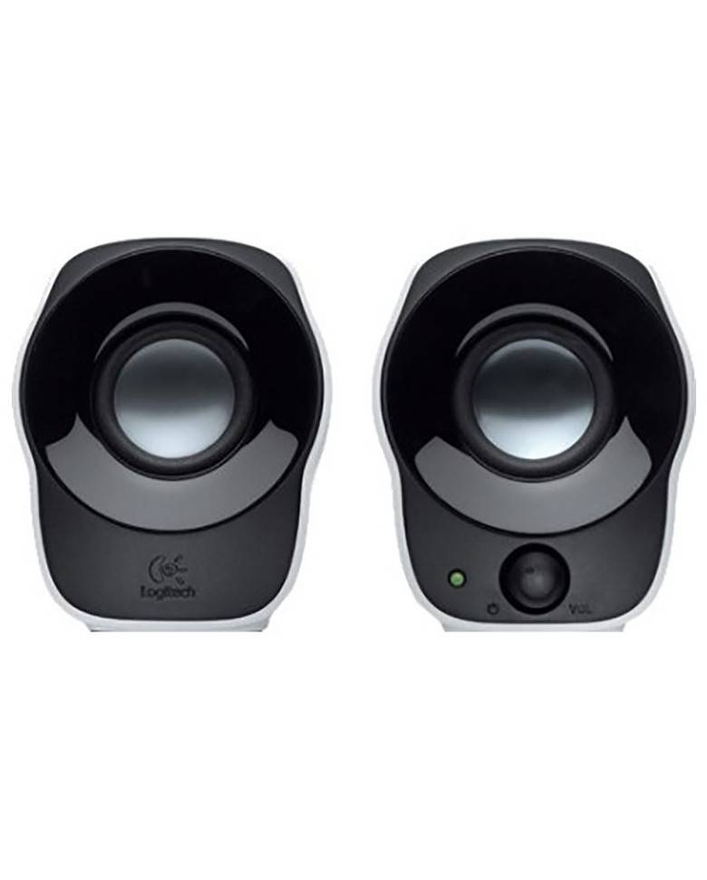 Logitech Z120 Stereo Speakers zoom image