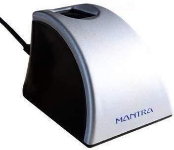 Mantra MFS100 Finger Print Scanner zoom image