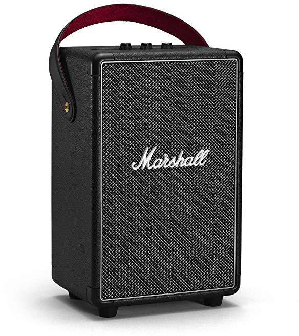 Marshall Tufton Portable Bluetooth Speaker (Black) zoom image