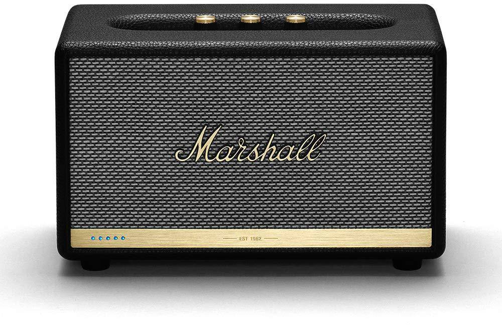 Marshall Acton 2 Voice Multi-room wireless speaker with Alexa zoom image