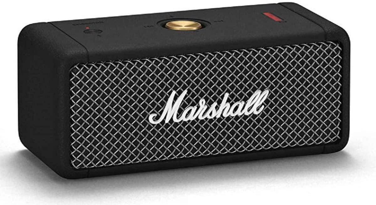 Marshall Emberton Portable Wireless Bluetooth Speaker zoom image