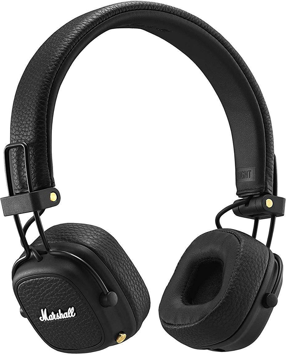 Marshall Major 3 Bluetooth Wireless On-Ear Headphones zoom image