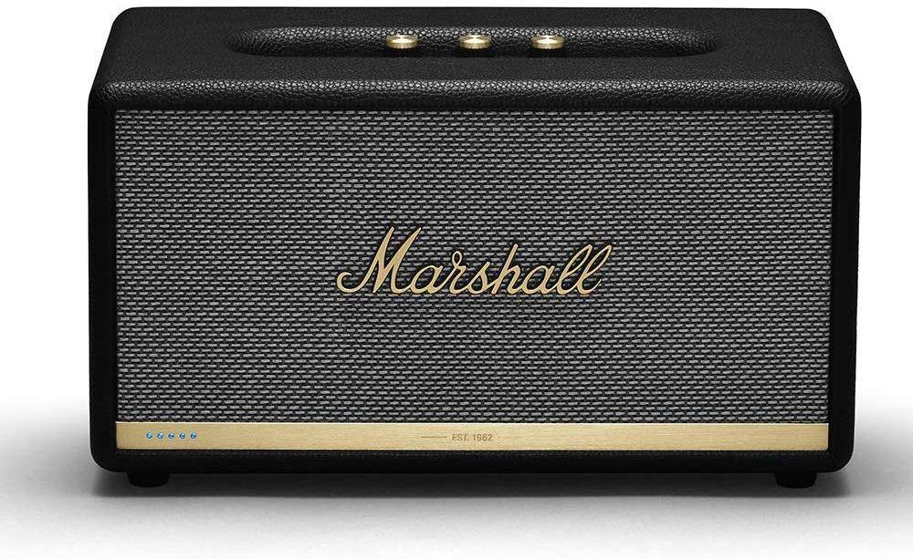 Marshall Stanmore 2 Voice Wireless Speaker with Alexa zoom image