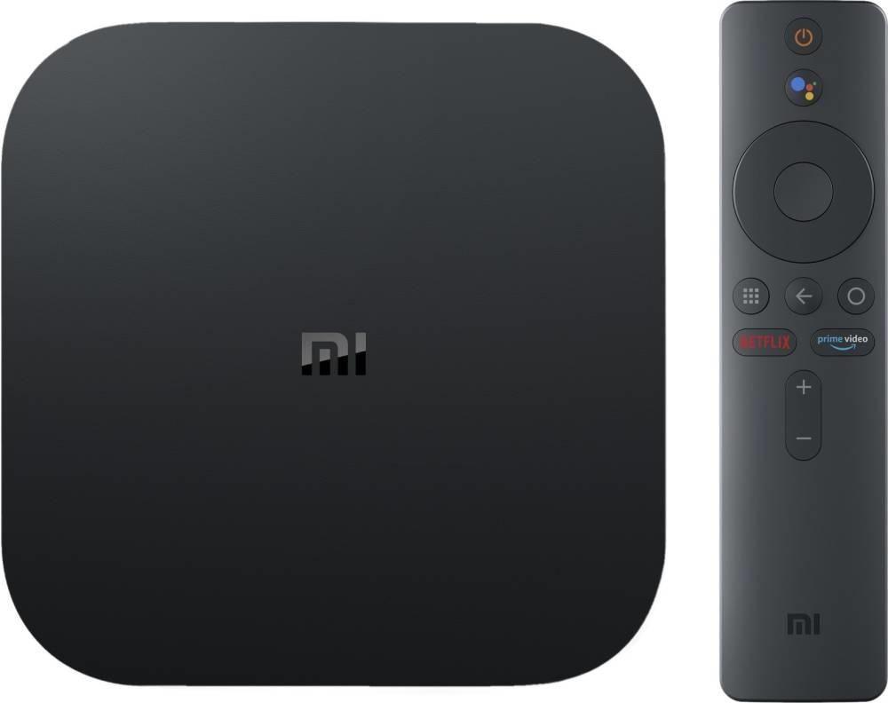 Mi Box 4k Ultra HD Streaming Player Device zoom image